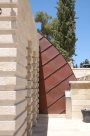 אוהל קבורה, הר המנוחות, ירושלים