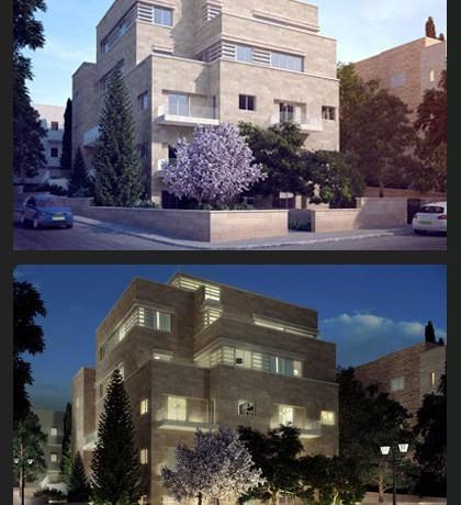 בית אלישר – פרויקט ביתא